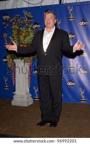 WILLIAM SHATNER at the 56th Annual primetime EMMY Awards at the Shrine Auditorium, Los Angeles. September 19, 2004