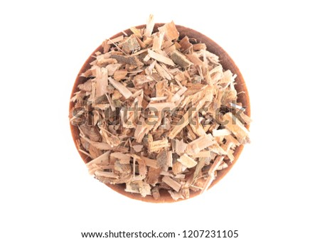 Willow Bark is Found in Nature and Used Medicinally for Various Ailments  #1207231105