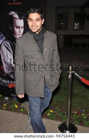 Wilmer Valderrama at industry screening of \