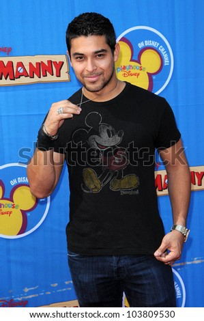 Wilmer Valderrama at the Los Angeles Premiere of \'Handy Manny Motorcycle Adventure\'. Arclight Hollywood, Hollywood, CA. 09-26-09