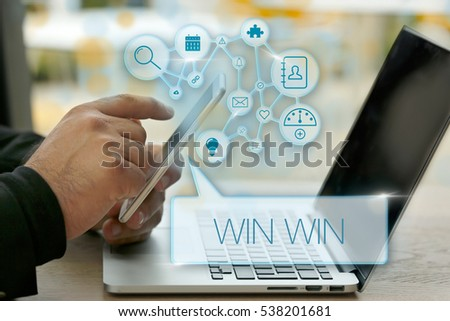 Win Win, Business Concept