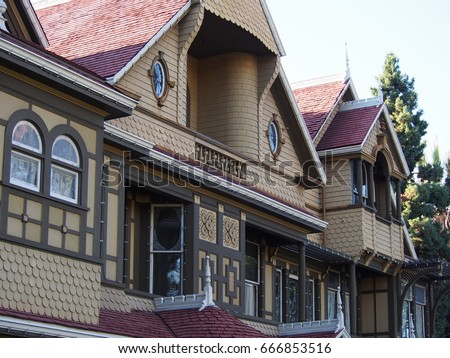 Winchester Mystery House #666853516