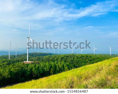 Wind Energy and clean energy