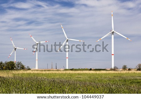 wind energy in cuxhaven, Germany