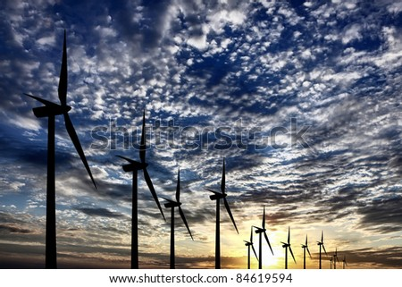 Wind Farm Energy