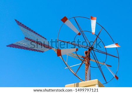 Wind turbine for producing electricity