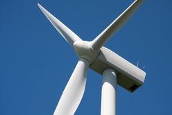 Wind turbine main rotor