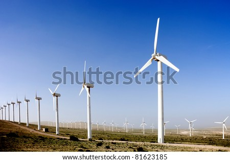 wind turbines alternative energy source