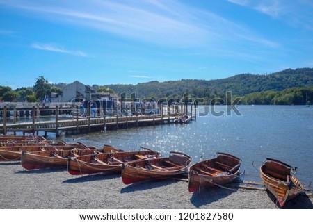Windermere,English Lake District