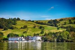 Windermere, Lake District United Kingdom