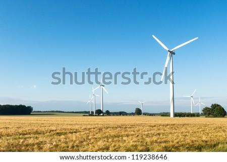 Windfarm in Germany