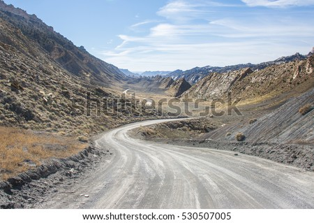 Winding Dirt Road #530507005