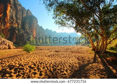 Windjana Gorge, Kimberley, Western Australia #677231716