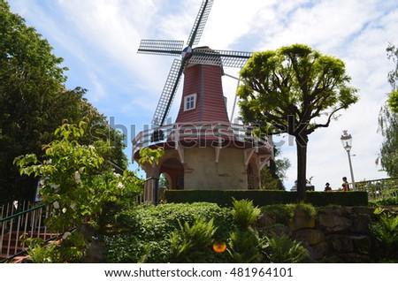 Windmill Europa Park