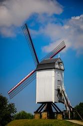 Windmill from Brugge, Brugge, Belgium