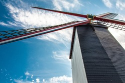 Windmill in Belgium
