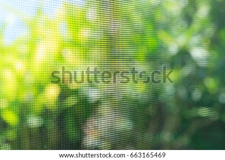 window mosquito wire screen black steel net protection from small insect bug #663165469