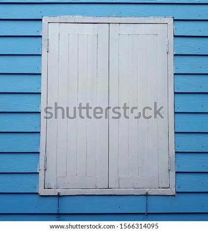 Window.Old window.White window.Wooden window.Old house.Wood house.