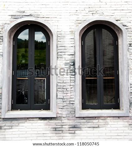 window on white house