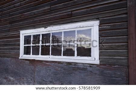 Window Reflection #578581909