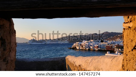 Window to Little Venice