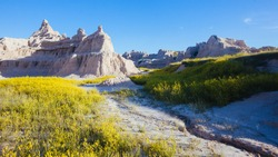 Window Trail at Badlands National Park