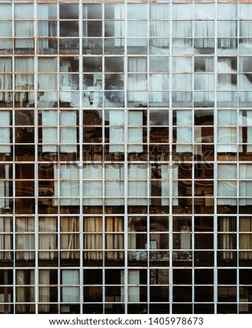 Windows of Belo Horizonte's building Processed with VSCO with a4 preset