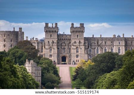 Windsor Royal Castle - Windsor UK