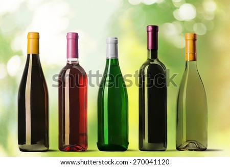 Wine Bottle, Bottle, Wine. #270041120