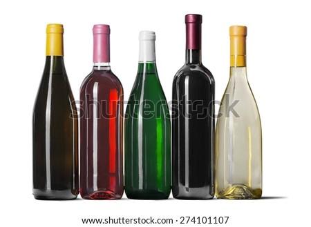 Wine Bottle, Bottle, Wine. #274101107