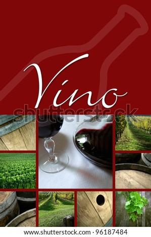 Wine list for an italian restaurant
