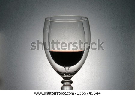 wineglass inside wineglass #1365745544