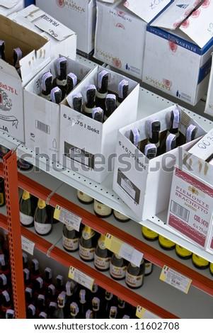 wineshop warehouse