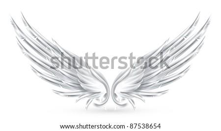 Wings White, bitmap copy