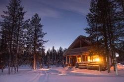 Winter cabin - Lapland
