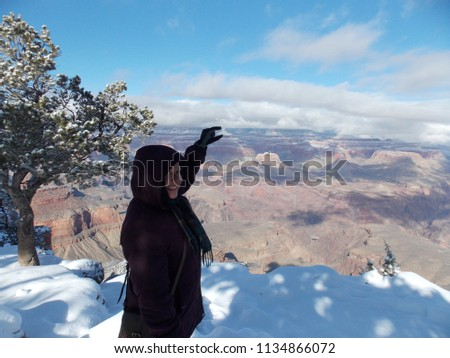 WINTER CANYON VACATION #1134866072