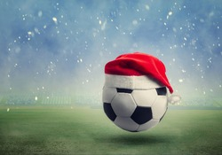 Winter football (soccer)