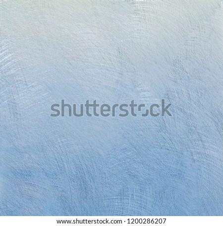 Winter froze blue fon #1200286207