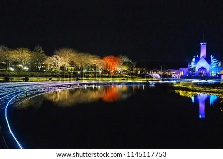 Winter Illumination Japan #1145117753