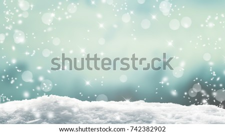 winter landscape, snow landscape, winter background
