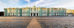 Winter Palace - Hermitage in Saint Petersburg, Russia