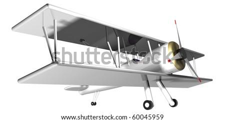 Winter plane