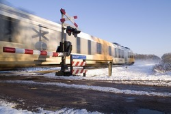 Winter Railway