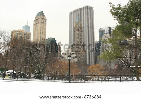 winter central park wallpaper. winter central park wallpaper.