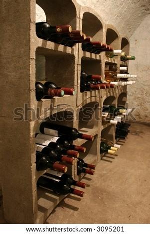 Winy cellar