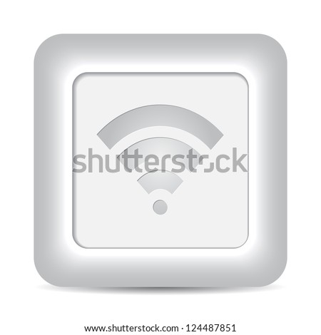 Wireless Network Symbol.