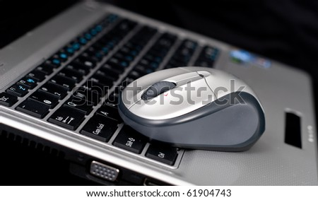 Wireless Technology Computer Mouse