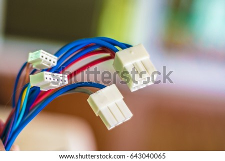 Wiring harness  #643040065