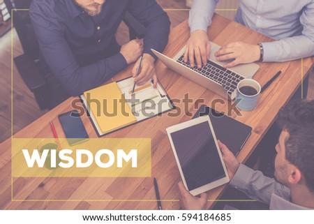 WISDOM CONCEPT #594184685