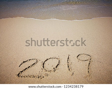Wishing a very Happy New Year and prosperous 2019 #1234238179
